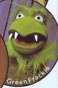 Greenfrackle