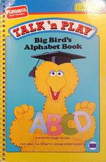 Big Bird's Alphabet Book