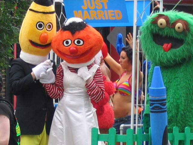 File:Bert and Ernie Married.jpg