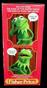 Fisher-price kermit hand puppet 3