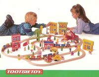 Tootsie toy 1994 set