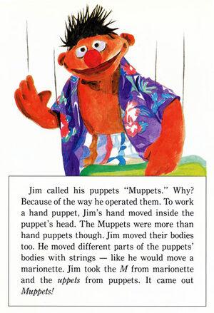 Creatorbook-marionette