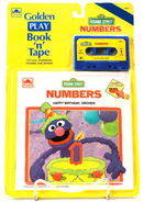 Numbers birthday tape