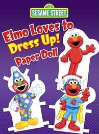Dover elmo dress up