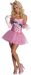 Rubies womens piggy