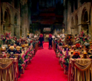 Muppets Most Wanted Wedding Seating Chart