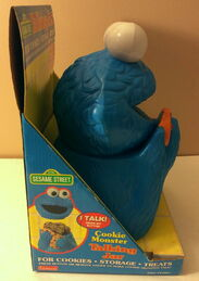 Funomenon 1998 cookie monster talking jar 3