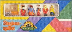Stasjonspel