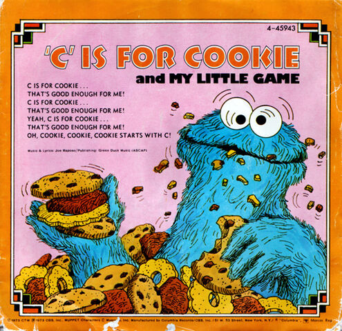 File:C is for Cookie single.jpg