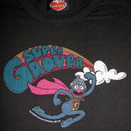 Tshirt-supergroverrainbow
