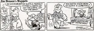 The Muppets comic strip 1982-05-19
