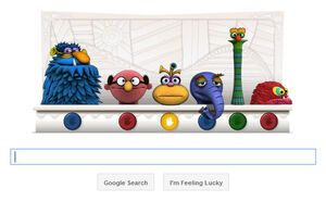 GoogleDoodle-JimHenson's75th-(2011-09-24)