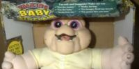 Talking Baby Sinclair Doll