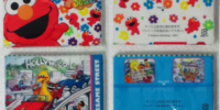 Sesame Street pocket tissues