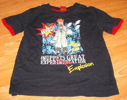 Asda shirt beaker explosion