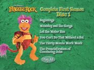 FraggleRockSeason1Disc1Menu