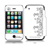Jim Henson Design iPhone Skin 1