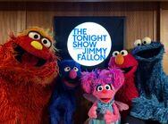 SesameMuppetsonTonightShow