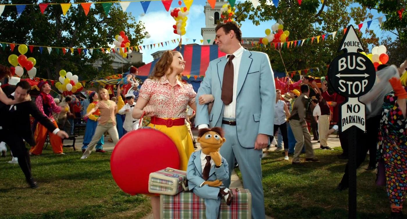 Happy song lyrics muppets