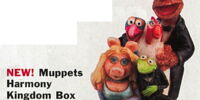 Muppet trinket boxes (Disney)