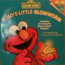 Elmo's Little Glowworm