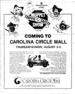 Muppet Traffic Safety Show August 1, 1990