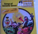 Songs of Sesame Street (sheet music book)