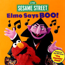 Elmo Says BOO! (album)