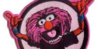 Muppet patches (Hat Shark)