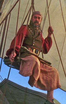 Long John Silver - Tim Curry