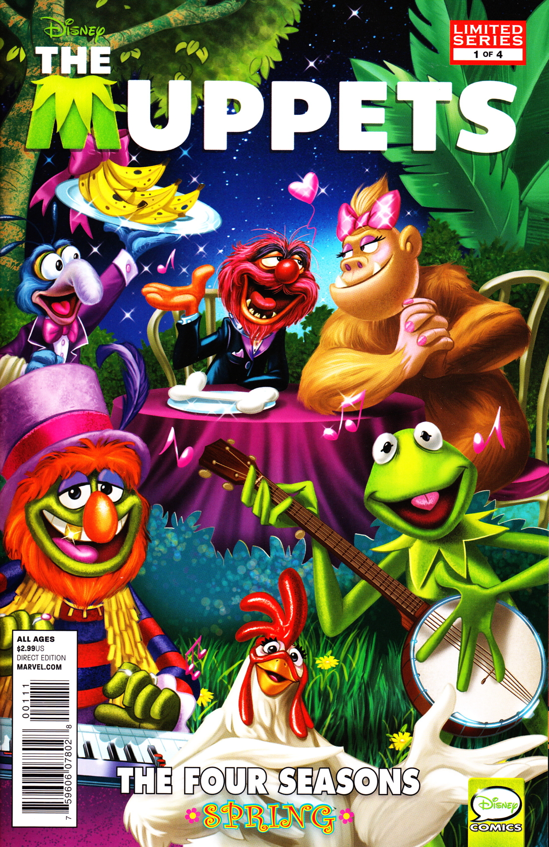 the muppet show comic book the four seasons muppet wiki