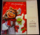 Muppet Christmas cards (Hallmark)