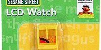 Sesame Street watches (Geneva)