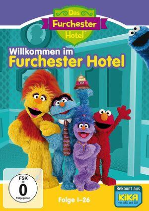 Sesamstrasse - Das Furchester-Hotel - Willkommen im Furchester-Hotel Vol. 1 (Folge 1-26) (2016-01-19)