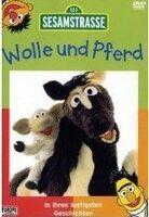 Wolle und Pferd