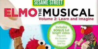 Elmo the Musical - Volume 2: Learn and Imagine