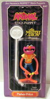 Fisher price 1979 stick puppets animal