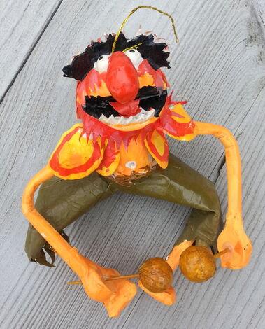 File:Papier mache ornament animal.JPG