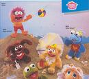 Muppet Babies plush (Hasbro)