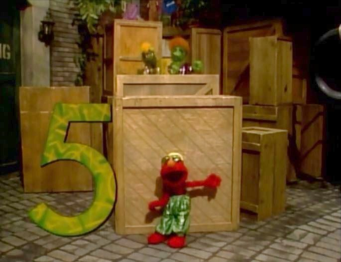 Elmo S Jive Five Muppet Wiki Fandom Powered By Wikia