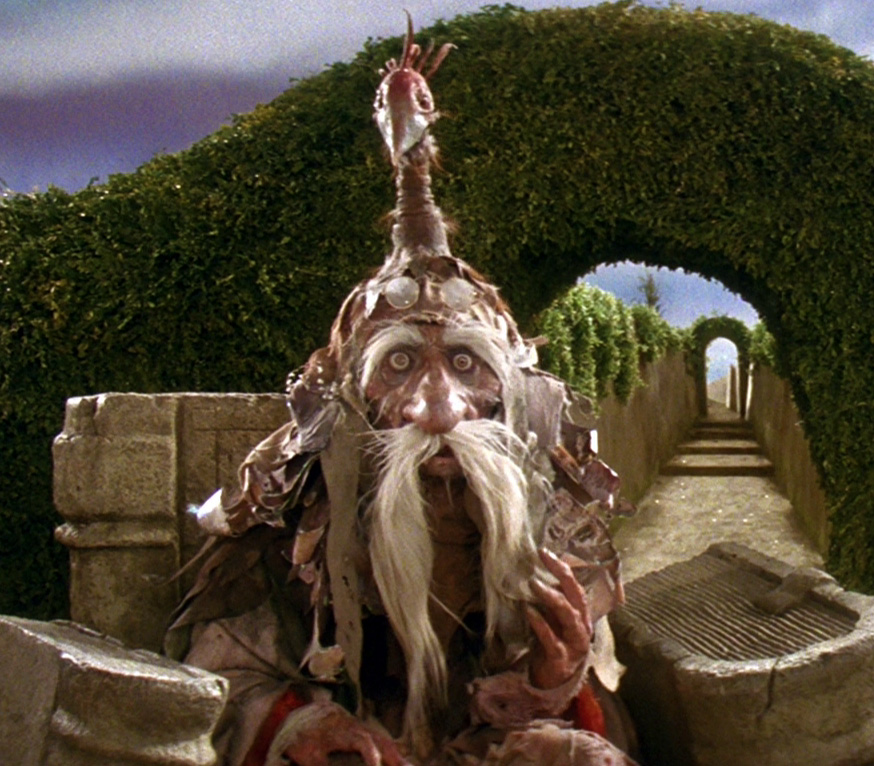 The Wiseman | Muppet Wiki | Fandom powered by Wikia Labyrinth 1986