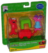 Elmo abby pack