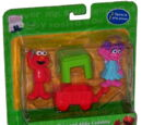 Sesame Street Play Packs