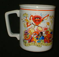 Sigma animal muppet mug 2