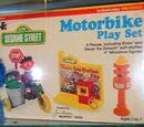 Sesame Street Motorbike Play Set