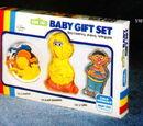 Sesame Street Baby Gift Set