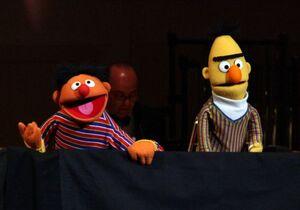 Ernie&Bert@Carnegie