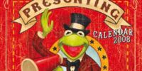 Presenting the Muppets 2008 Calendar (Germany)