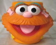Applause 1995 plastic mug zoe