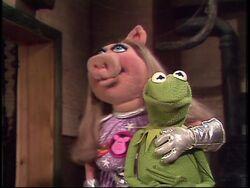 Piggy&kermit
